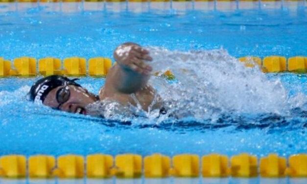 Broche dorado para Naomi Somellera tras sumar su sexto oro en la para natación de Lima 2019