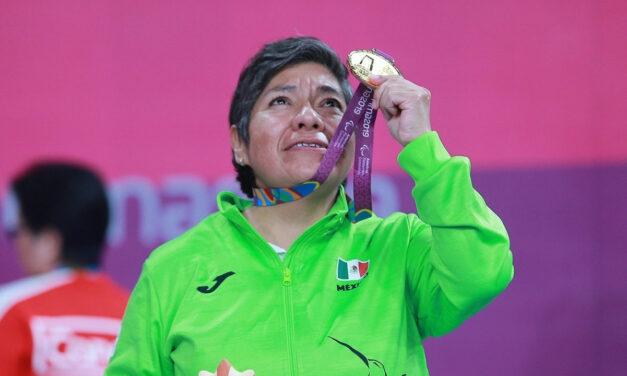 Abre para tenis de mesa con oro y plaza a Juegos Paralímpicos Tokio 2020