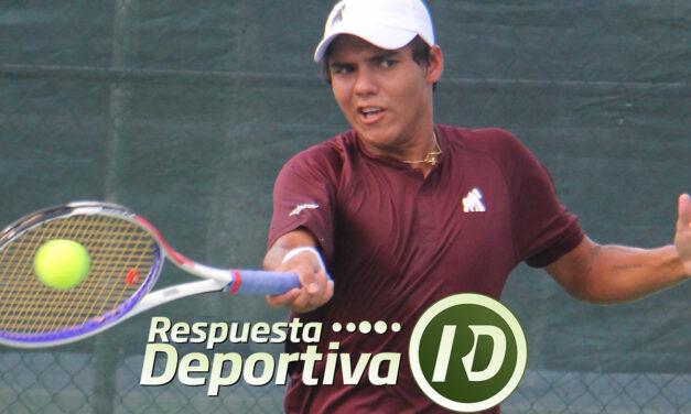 ALEJANDRO HERNÁNDEZ A OCTAVOS DE FINAL EN LA XXIV DE CANCUN TENNIS ACADEMY