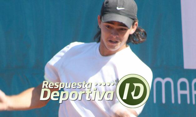 ALEXIS CAMPOS: RESPUESTA DEPORTIVA RECONOCE TU ESFUERZO Y TRAYECTORIA EN EL TENIS 124