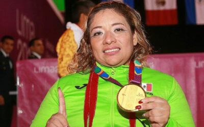 Logra Amalia Pérez su cuarto cetro continental
