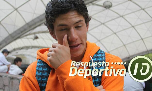 EDGAR LÓPEZ: RESPUESTA DEPORTIVA RECONOCE TU ESFUERZO Y TRAYECTORIA EN EL TENIS 121