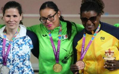 Conquista Rebeca Valenzuela su segunda presea dorada en Lima 2019