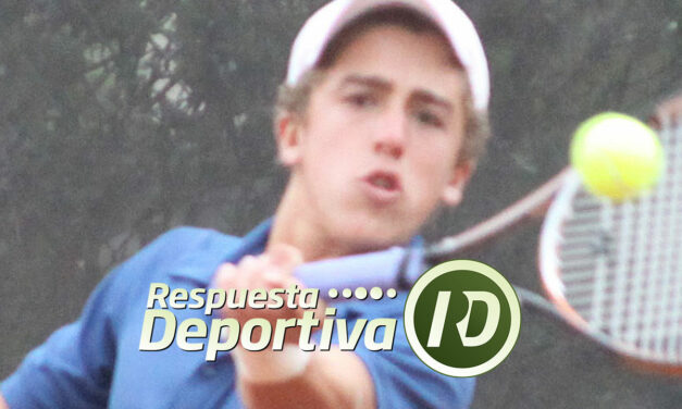 SANTIAGO CEVALLOS: RESPUESTA DEPORTIVA RECONOCE TU ESFUERZO Y TRAYECTORIA EN EL TENIS 122