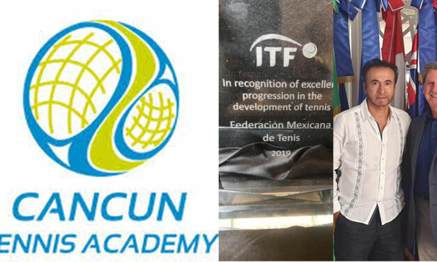 MÉXICO CON GRANDES APORTACIONES AL TENIS MUNDIAL ANTES DE LAS VOTACIONES DE LA ITF