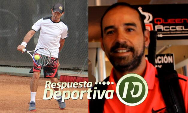 EL EX DAVIS COPA BRUNO ECHAGARAY Y ARMANDO TRIGO  PARTICIPAN EN EL CAMPEONATO INTERNACIONAL MASTERS