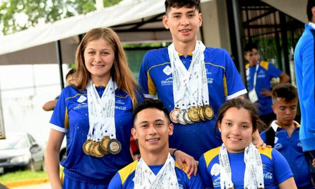 Jalisco se proclama campeón de la XVI Paralimpiada Nacional