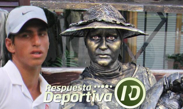 RAFAEL DE ALBA Y EMILIANO GONZÁLEZ CAYERON EN LA COPA JUAN HERNÁNDEZ