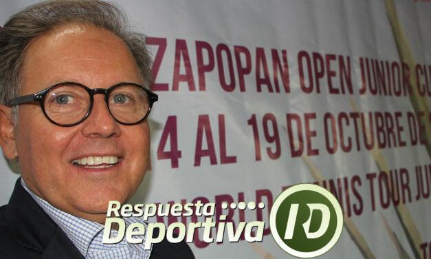 GUSTAVO SANTOSCOY SE LLEVÓ LAS PALMAS EN EL LANZAMIENTO DEL ZAPOPAN JUNIOR CUP