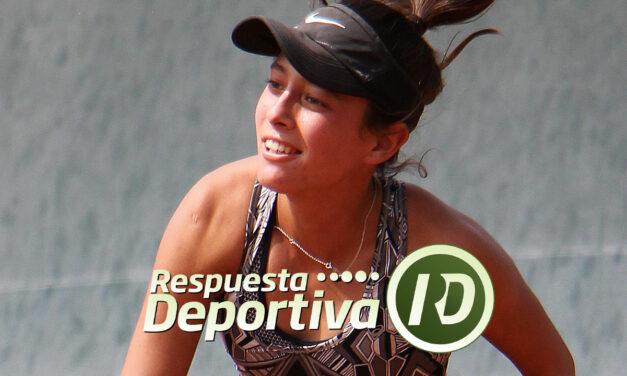 LIZETTE REDING RESURGE COMO EL AVE FENIX Y ES SEMIFINALISTA COPA ZAPOPAN