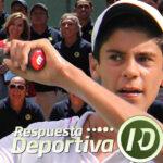 RODRIGO PACHECO A LA SEGUNDA RONDA DE LA COPA ZAPOPAN-PROVIDENCIA