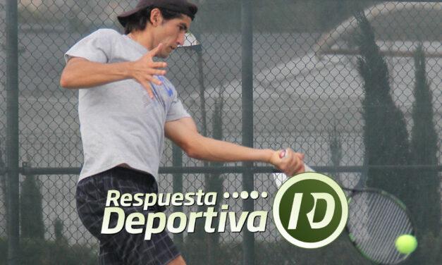 HANK YA ES FINALISTA EN LA ETAPA XXVI DE CANCUN TENNIS ACADEMY