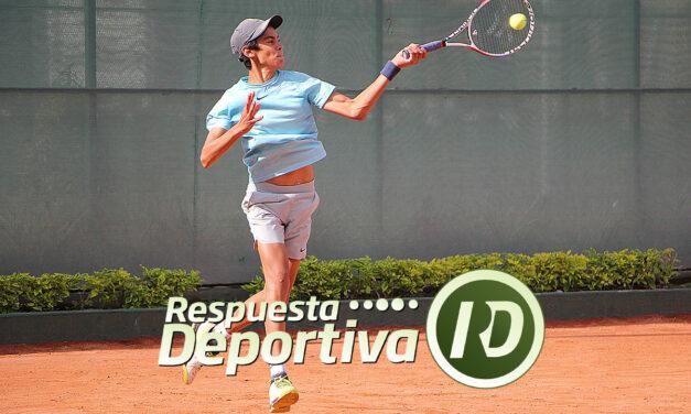 RODRIGO PACHECO CUARTOFINALISTA DE LA COPA ZAPOPAN-PROVIDENCIA IMPULSADA POR LA ATJ