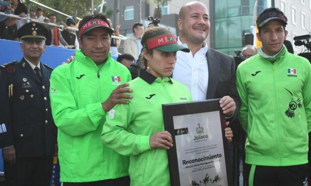 Entrega Enrique Alfaro el Premio Estatal del Deporte y Premio Jalisco al Mérito Deportivo 2019