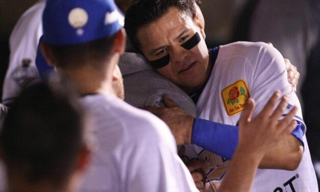 Manny Rodríguez hace historia tras conectar su hit 1,000 en la LMP.