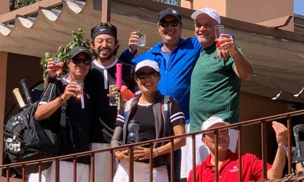 Iván Ayanegui y Carlos Suárez, campeones en la 7ª etapa del Festival Boodles de Tenis
