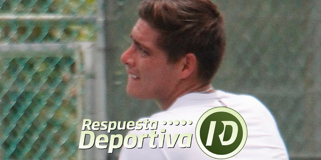 GERARDO LOPEZ VILASEÑOR CUARTOFINALISTA EN CANCUN TENNIS ACADEMY