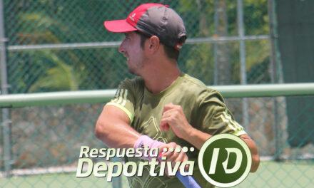 RICARDO MAYAGOITIA CAYÓ EN SUPER MUERTE EN LA XXIX DE CANCUN TENNIS ACADEMY