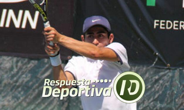 RICARDO REYNA SORPRENDE CON DOS VICTORIAS EN LA PREVIA DE CANCUN TENNIS ACADEMY XXVIII