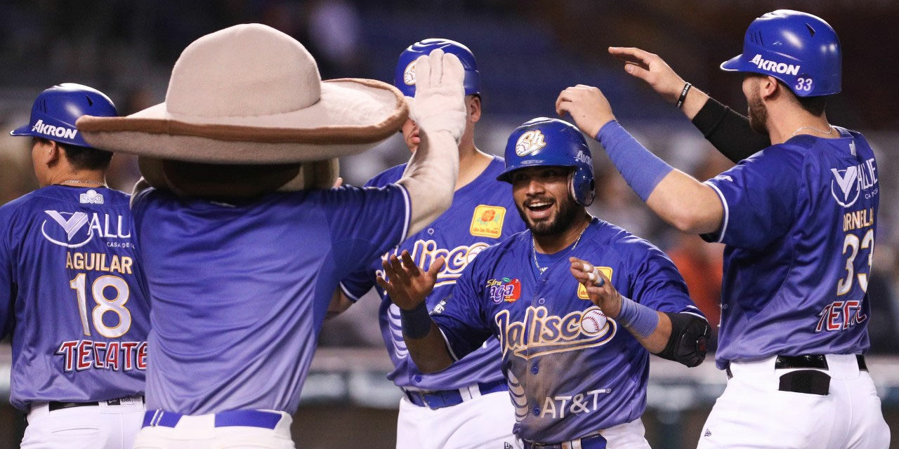 ApaleaCharros a Sultanes de Monterrey.