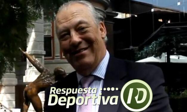 EL CHALLENGER DE LA CIUDAD DE MÉXICO YA TIENE FECHA Y JORGE NICOLÍN LO SABE