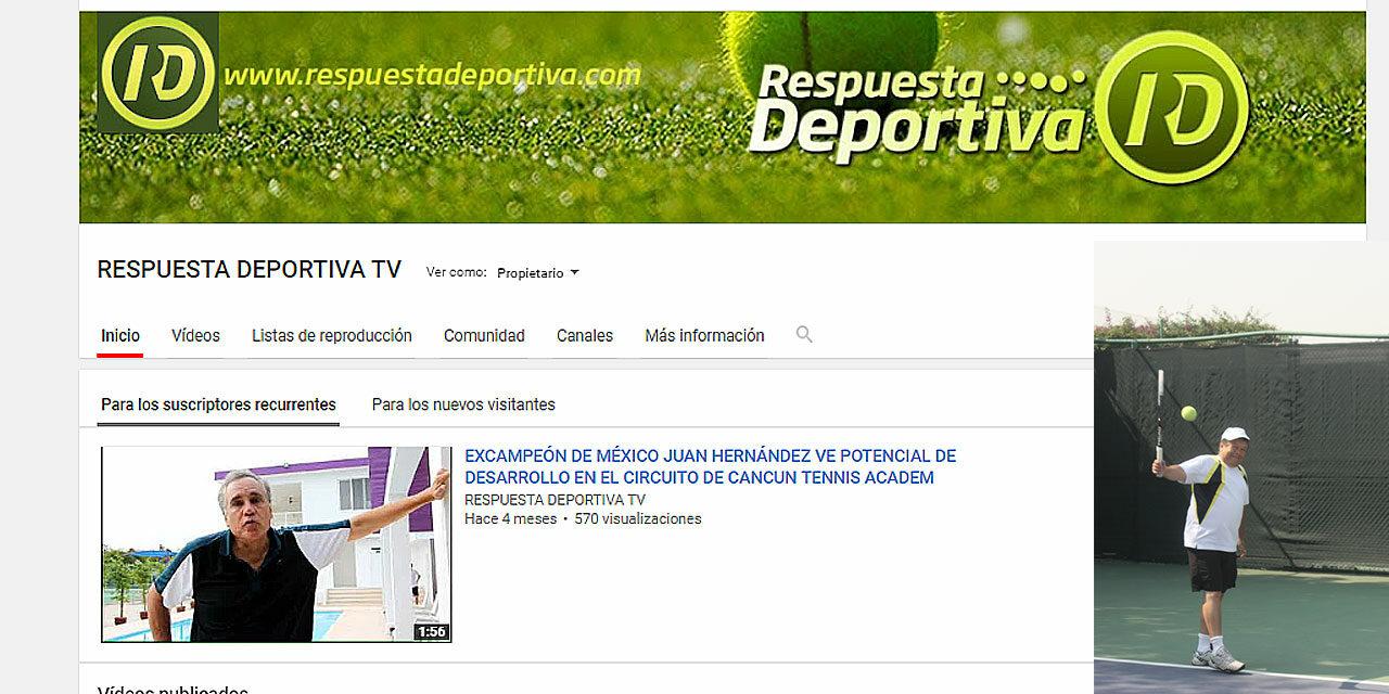 900 MIL VISUALIZACIONES EN RESPUESTA DEPORTIVA TV