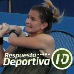 MARCELA ZACARÍAS SUBIÓ A 24 SU RECORD EN CANCUN TENNIS ACADEMY