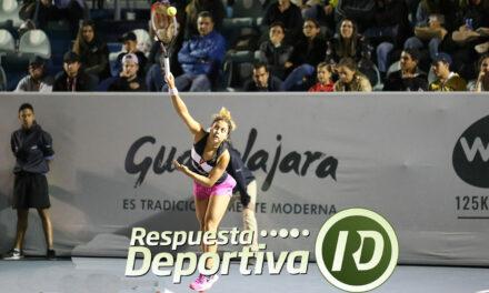 RENATA ZARAZÚA SINGLISTA UNO DE MÉXICO EN LA WTA EN 2019