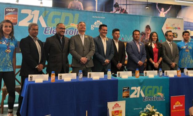 Presentan el 21K Guadalajara 2020