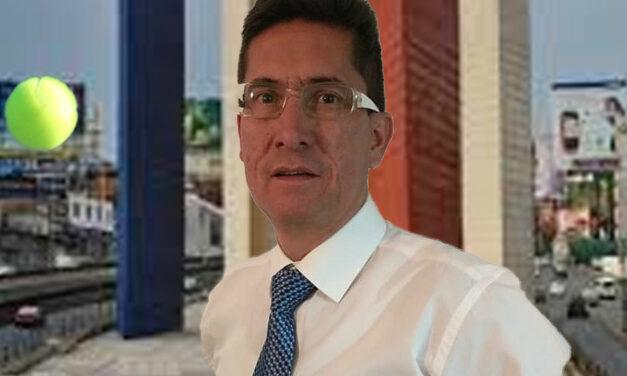 IGNACIO BARRERA AHORA LLAMA LA ATENCIÓN EN EL CENTRO CÍVICO DE SATÉLITE