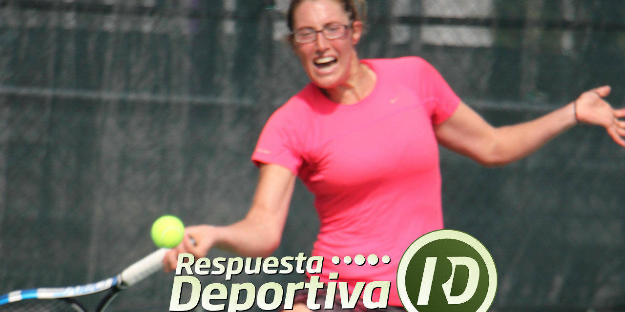 CANCUN TENNIS DRAWS -1- JOELLE KISSELL GANÓ EN MÁS DE TRES HORAS