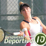 CANCUN TENNIS DRAWS – 1 QUINTANA ROO: SOFÍA SEWING REVENTÓ A SU RIVAL