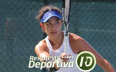 RESPUESTA DEPORTIVA RECONOCE TU ESFUERZO Y TRAYECTORIA EN EL TENIS: TAYLOR NG 133