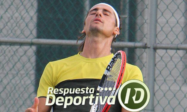 CANCUN TENNIS DRAWS-2- QUINTANA ROO: MANUEL PEÑA DEJÓ MÉXICO CON TROFEO DE CAMPEÓN