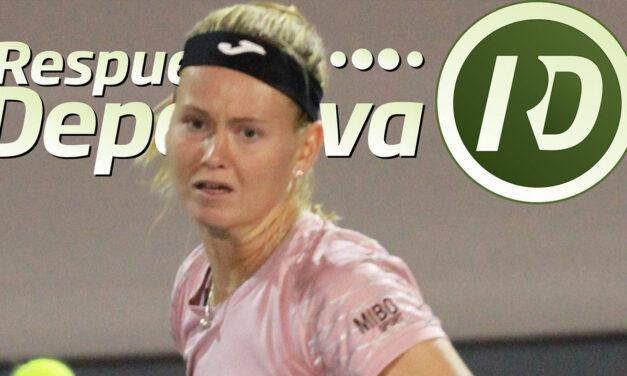 WTA 2020: MARÍA BOUZKOVA, PRINCESA DEL WTA DE ZAPOPAN CALIFICÓ EN BRISBANE