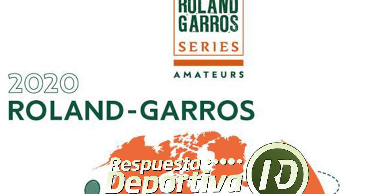CONVOCATORIA ROLAND GARROS SERIES
