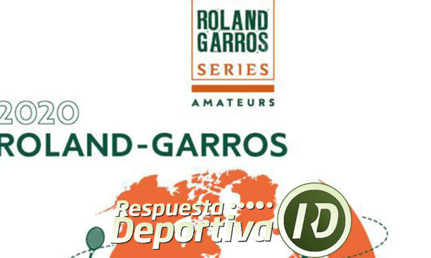 CONVOCATORIA ROLAND GARROS SERIES