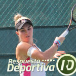 CANCUN TENNIS DRAWS – 1 QUINTANA ROO: SOFIA SEWING SOLIDA