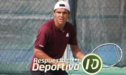 CANCUN TENNIS DRAWS-5- QUINTANA ROO: ALEJANDRO HERNÁNDEZ GANÓ Y LE QUEDA UNA RONDA