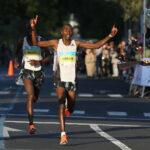 Atletas africanos dominan el Medio Maratón Guadalajara 2020