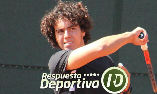RESPUESTA DEPORTIVA RECONOCE TU ESFUERZO Y TRAYECTORIA EN EL TENIS: BENJAMIN TORRES  144