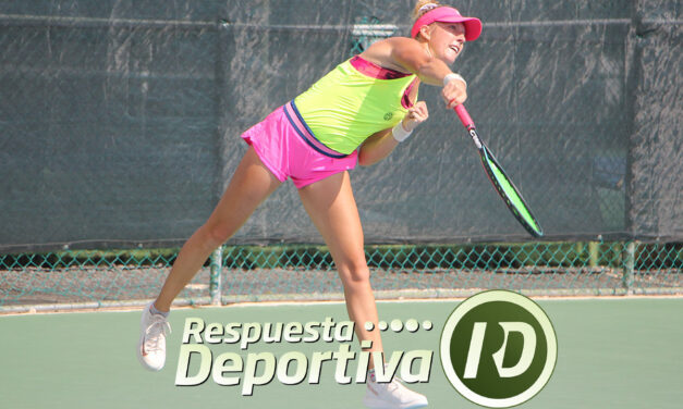 CANCUN TENNIS DRAWS-5- QUINTANA ROO: BRITATTNY COLLENS A OCTAVOS