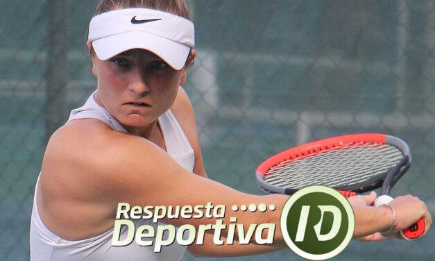RESPUESTA DEPORTIVA RECONOCE TU ESFUERZO Y TRAYECTORIA EN EL TENIS: EMMA DAVIS -140