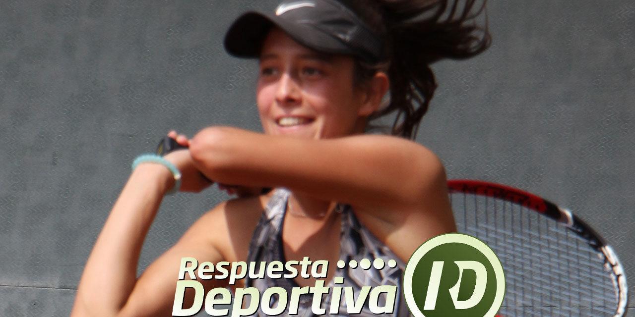 J4 QUERÉTARO: LIZETTE REDING RESPONDE DE DOS EN LA SIEMBRA